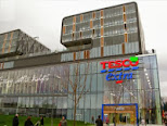TESCO EXTRA STORE, WOOLWICH