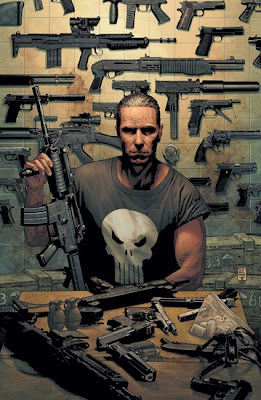 Punisher Character Review (Weapon Garage)