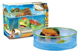 leuk speelgoed van goliath - robo turtle