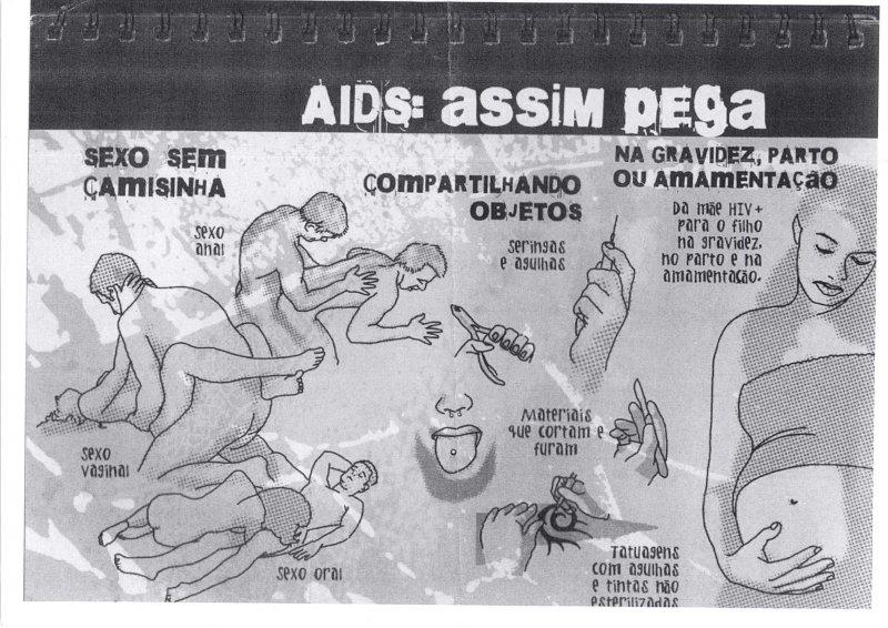 Preferência Cartilhas do Kit-Gay e o Material Indecente do Ministério da Saúde  IP14