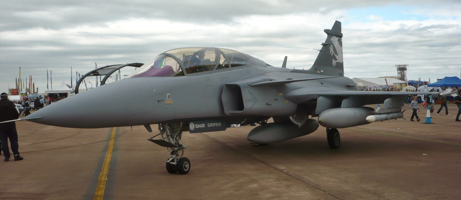Saab is ready to meet Philippines combat aircraft requirement