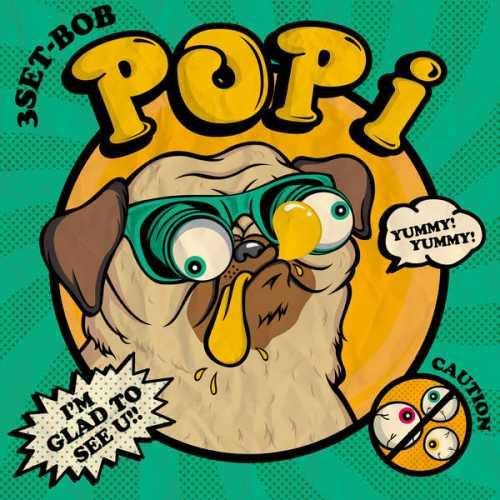 [Album] 3SET-BOB – POP i (2015.07.22/MP3/RAR)