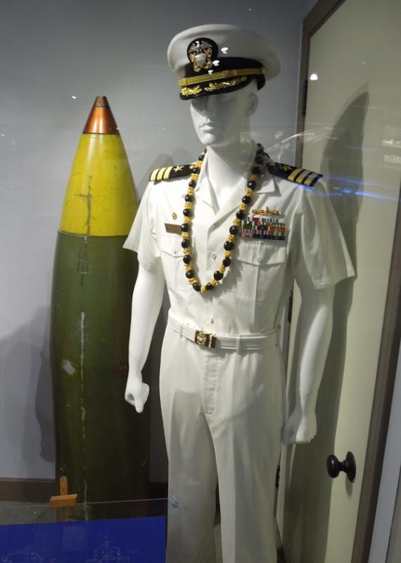 Battleship Alexander Skarsgård uniform