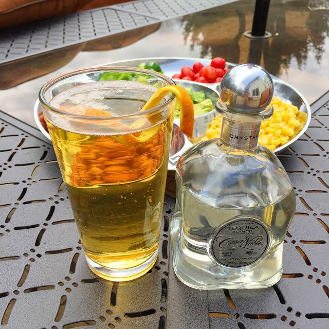 Corona Sunset, Recipe, Tequila, Casa Noble, Cinco de Mayo