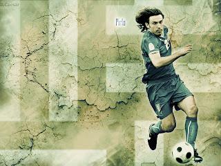 Andrea Pirlo AC Milan Wallpaper 2011 3