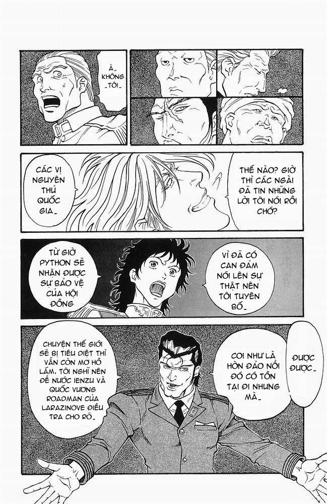 Vua Trên Biển – Coco Full Ahead chap 213 Trang 11 - Mangak.info