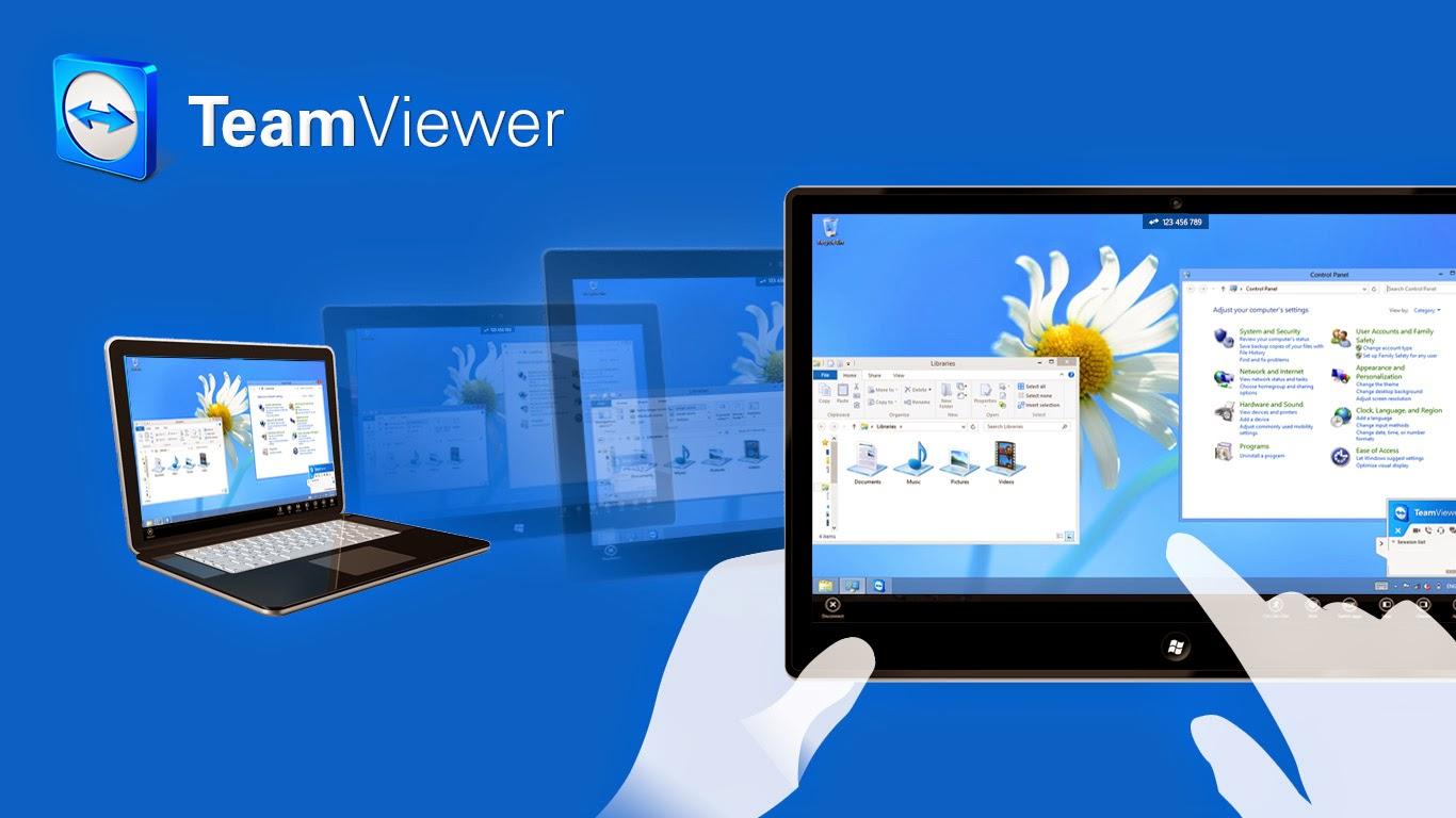 شرح وتحميل برنامج TeamViewer 10 اخر اصدار تسطيب البرنامج وشرح جميع مميزاته