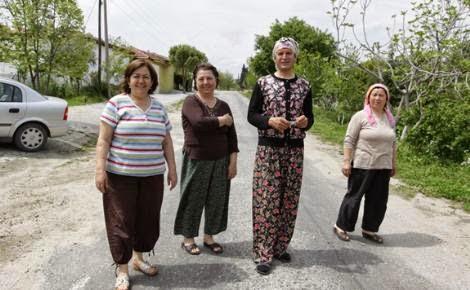 ihsan hala transseksüel kadın manisa kayışlar köyü