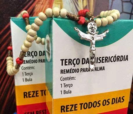 TERÇO DA MISERICÓRDIA - UM GRANDE REMÉDIO