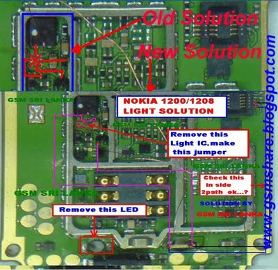 Nokia 1202 Light Problem http://mhrmobi.blogspot.com/2012/12/nokia-1202-lcd-light-solution.html