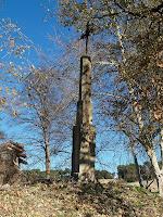 La Creu de La Riera a tocar de la masia