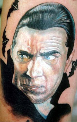 Vampire Tattoo Design Picture Gallery - Vampire Tattoo Ideas