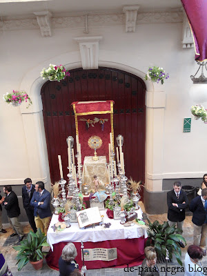 altar corpus