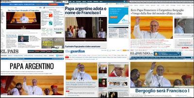 Bergoglio, nuevo Papa: las repercusiones en los medios internacionales 0000981717