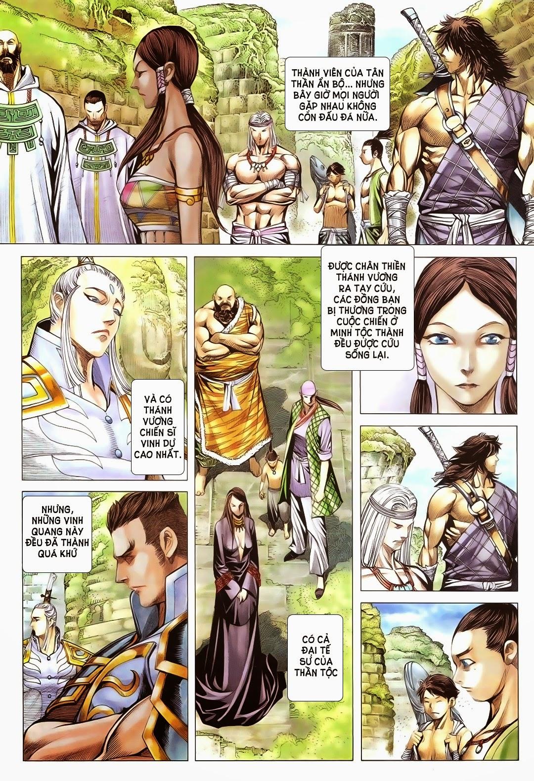 Phong Thần Ký chap 181 - Trang 12