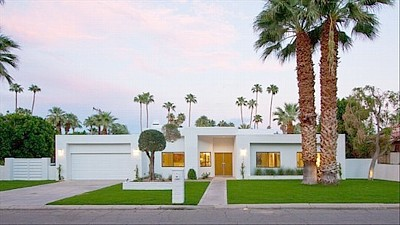 Interior Design Inspiration: Palm Springs Mid Century Modern