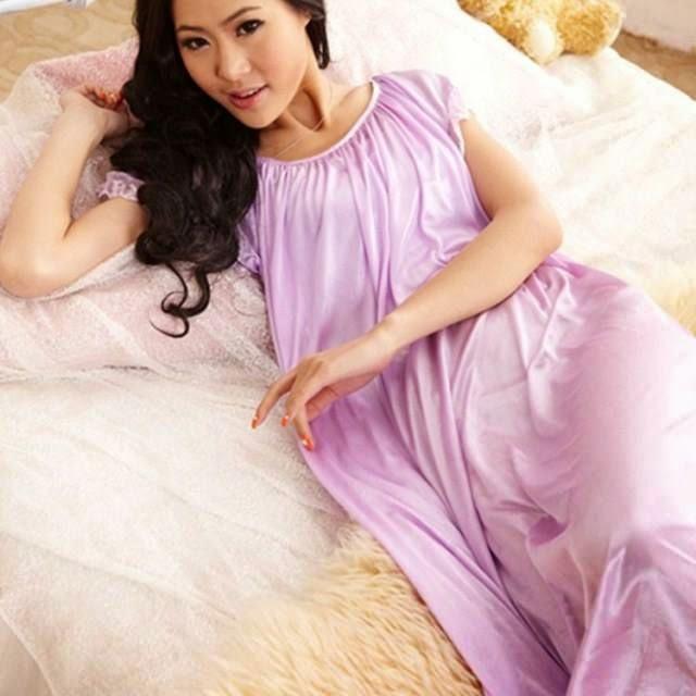 Lingerie Bjau Tidur  SL1120 Soft Purple