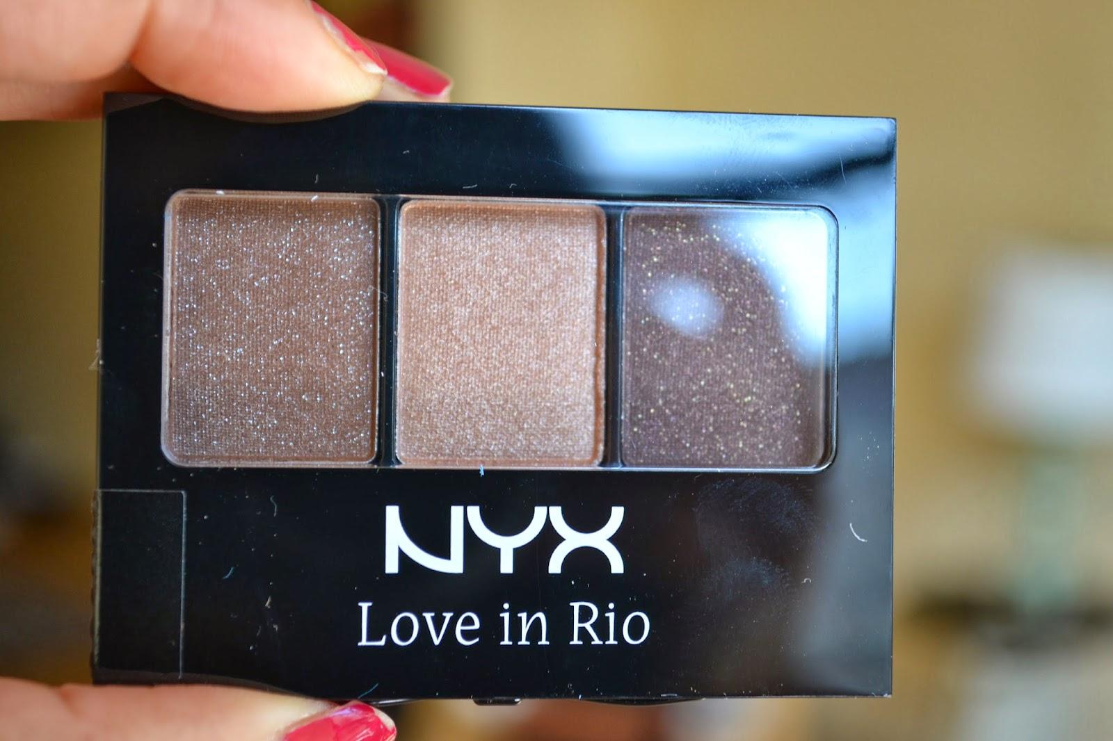 NYX Love in Rio