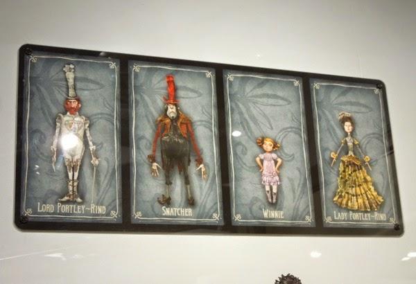 The Boxtrolls character designs
