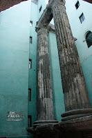 Templo de Augusto en Barcino