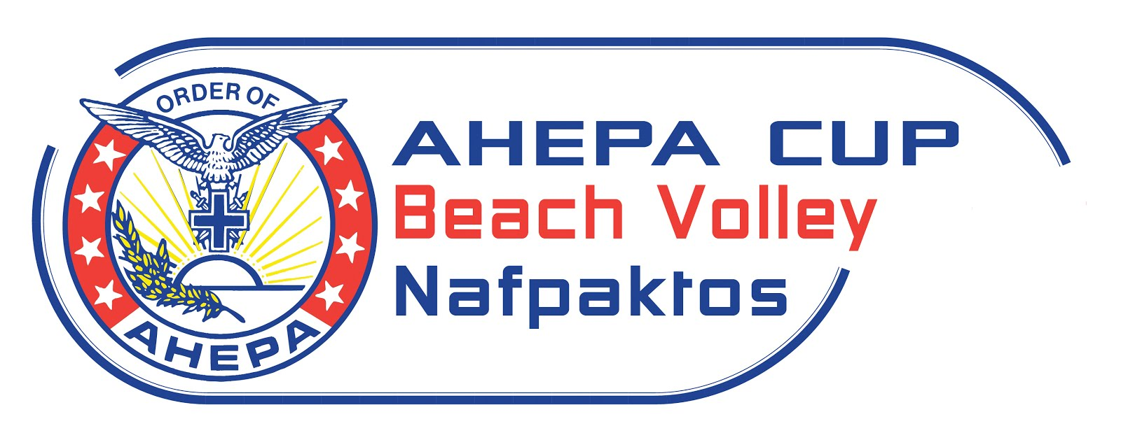 AHEPA CUP logo