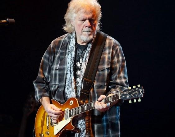 Rock Guitar Daily With Tony Conley Randy Bachman Still