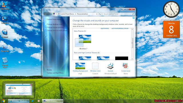 Download Ghost Windows 7 Ultimate Sp1 VN Lite siêu nhẹ