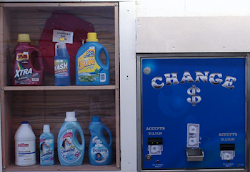 Soap & Change Machines