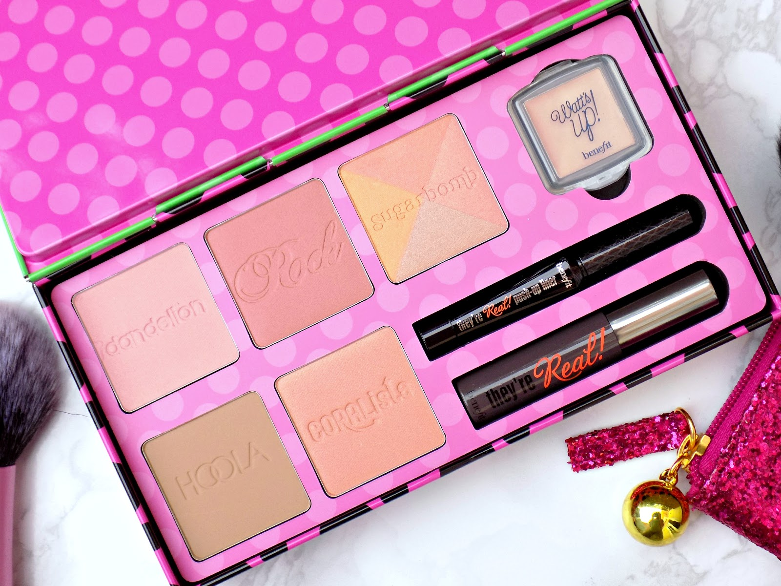 Benefit 'Real Cheeky Party' Holiday set
