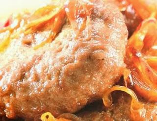 resep cara membuat perkedel daging enak, empuk dan gurih