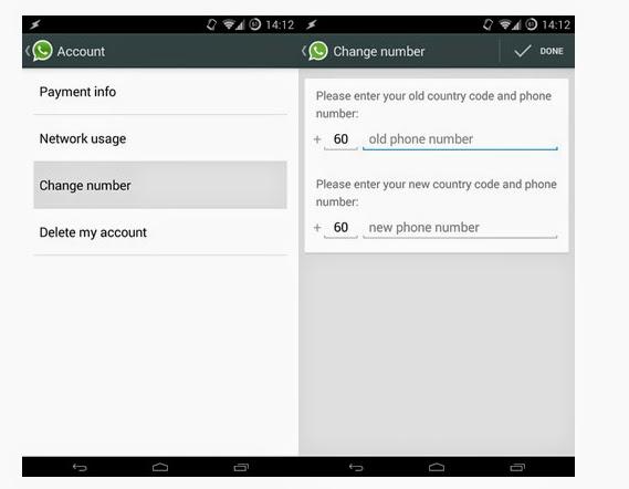 WhatsApp Numarası Nasıl Değiştirilir?