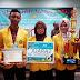 """Tim """"BERAS ANALOG"""" menjadi juara 2 dalam Indonesia Paper Nasional"""