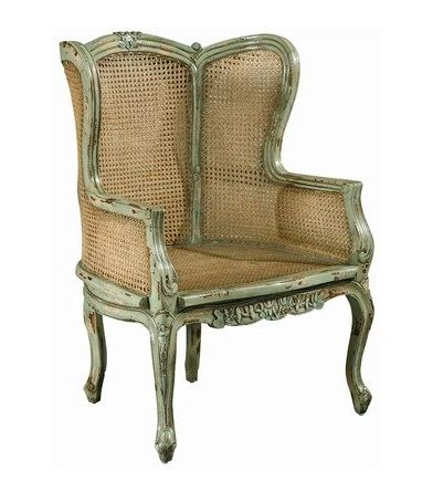 Ancient egyptian chair - Antique Furniture Louis Xv Bergere Arm Chair Finish