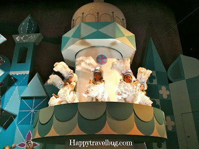 It's a Small World ride at Disney World