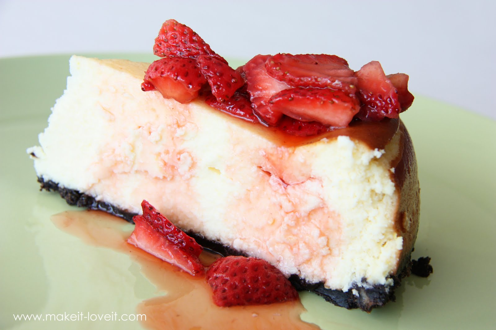 Strawberry Cheesecake: Happy Belated Mother's Day | Make It and Love ...