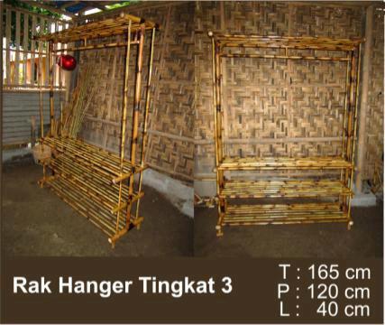 Rak Hanger Tingkat