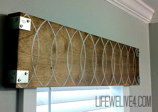 Be Different Act Normal 8 Great Diy Valance Ideas