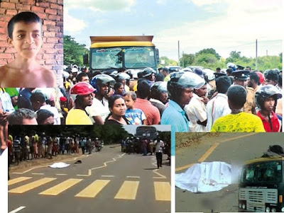Child killed in Sooriyawewa accident - Gossip Lanka