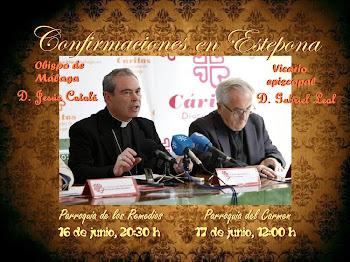 CONFIRMACIONES EN ESTEPONA