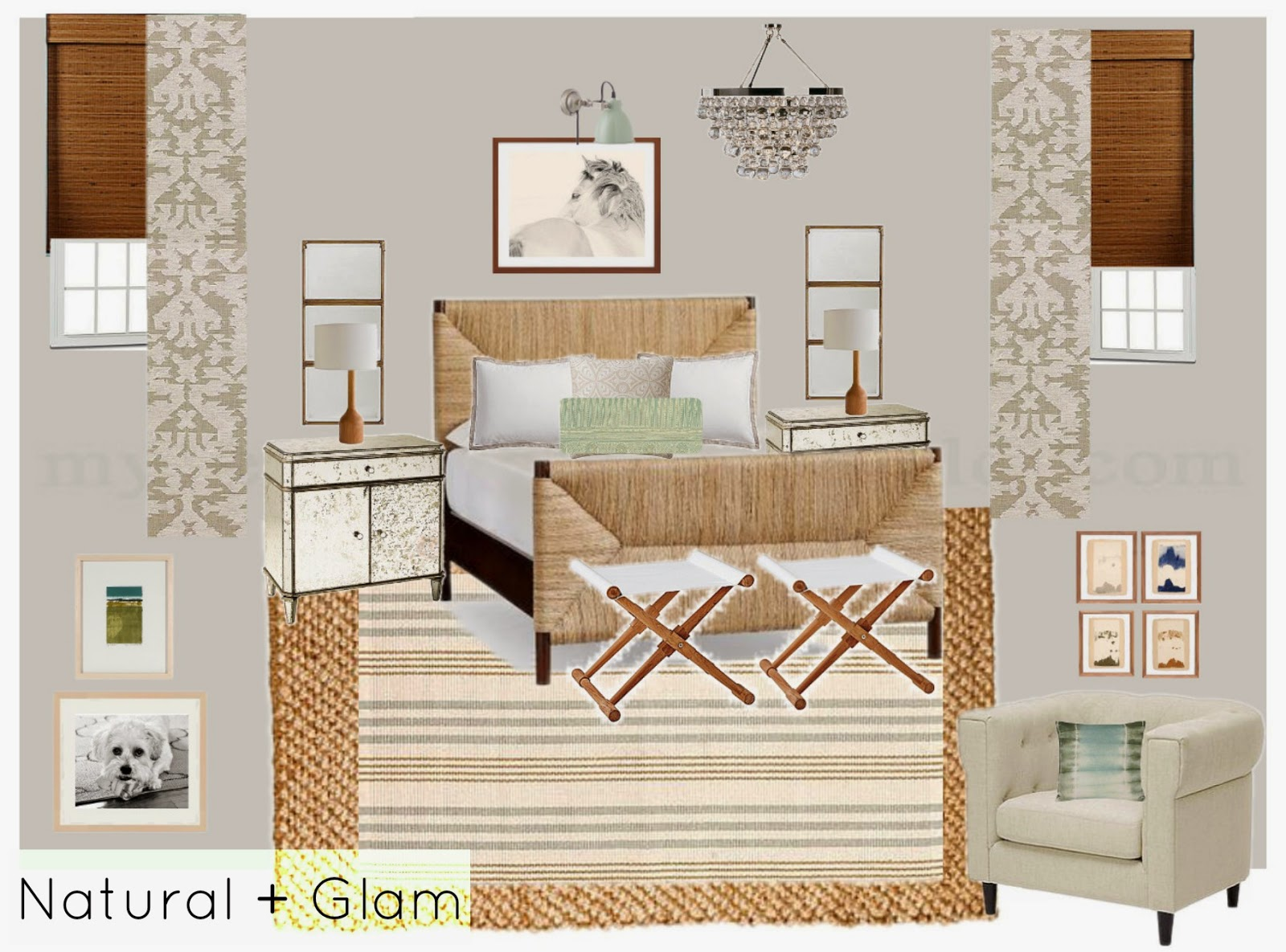 Powell brower at home new project Design your bedroom from scratch