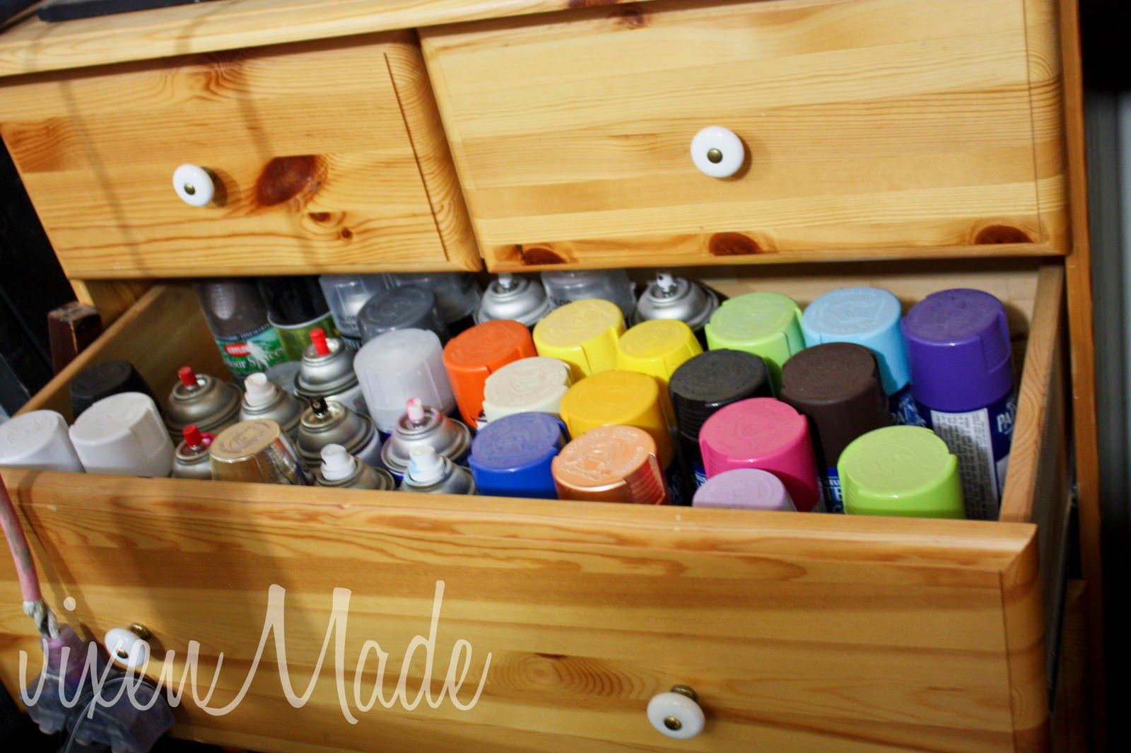 vixenmade how much spray paint do i need. Black Bedroom Furniture Sets. Home Design Ideas