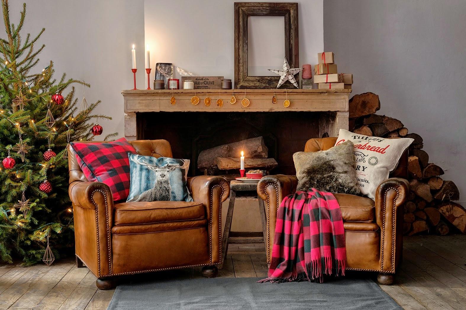 Deco h m home para esta navidad virlova style - Decoracion vintage hogar ...
