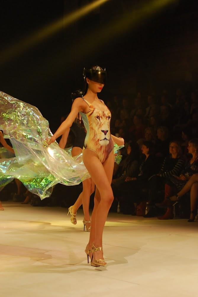 We are Handsome MBFF Sydney Mercedes Fashion Festival 2012 Runway