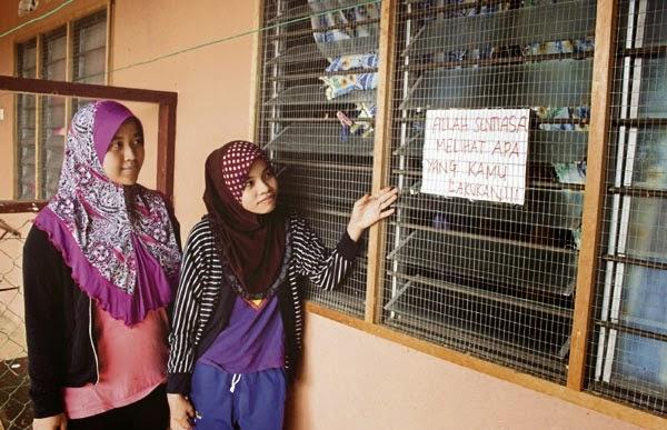 Lima Pelajar Perempuan IPTA Berdepan Gangguan Misteri Di Rumah Sewa
