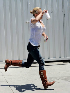 Hayden Panettiere - Candids in Los Angeles