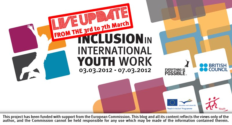 4.3 - Inclusion in International Youth Work, by Everything is Possible
