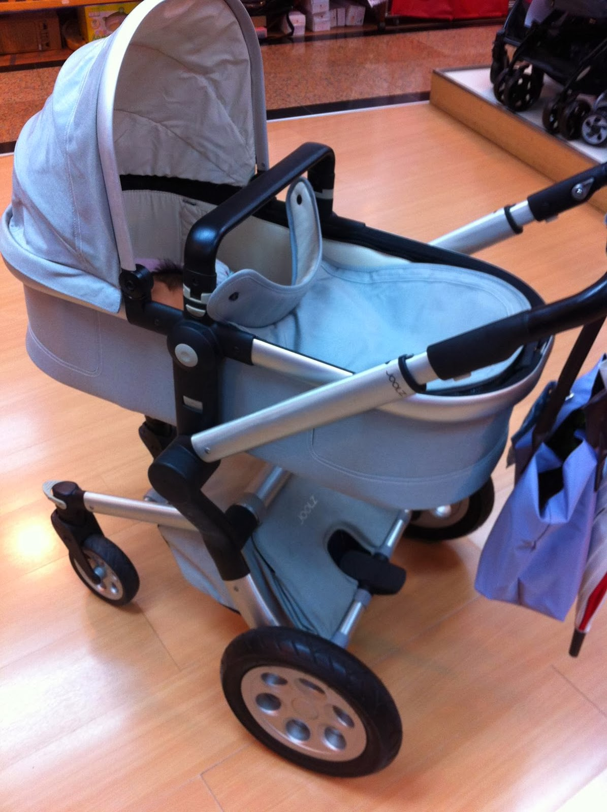 Joolz Day Stroller Review, Joolz Day Stroller is a Single ...
