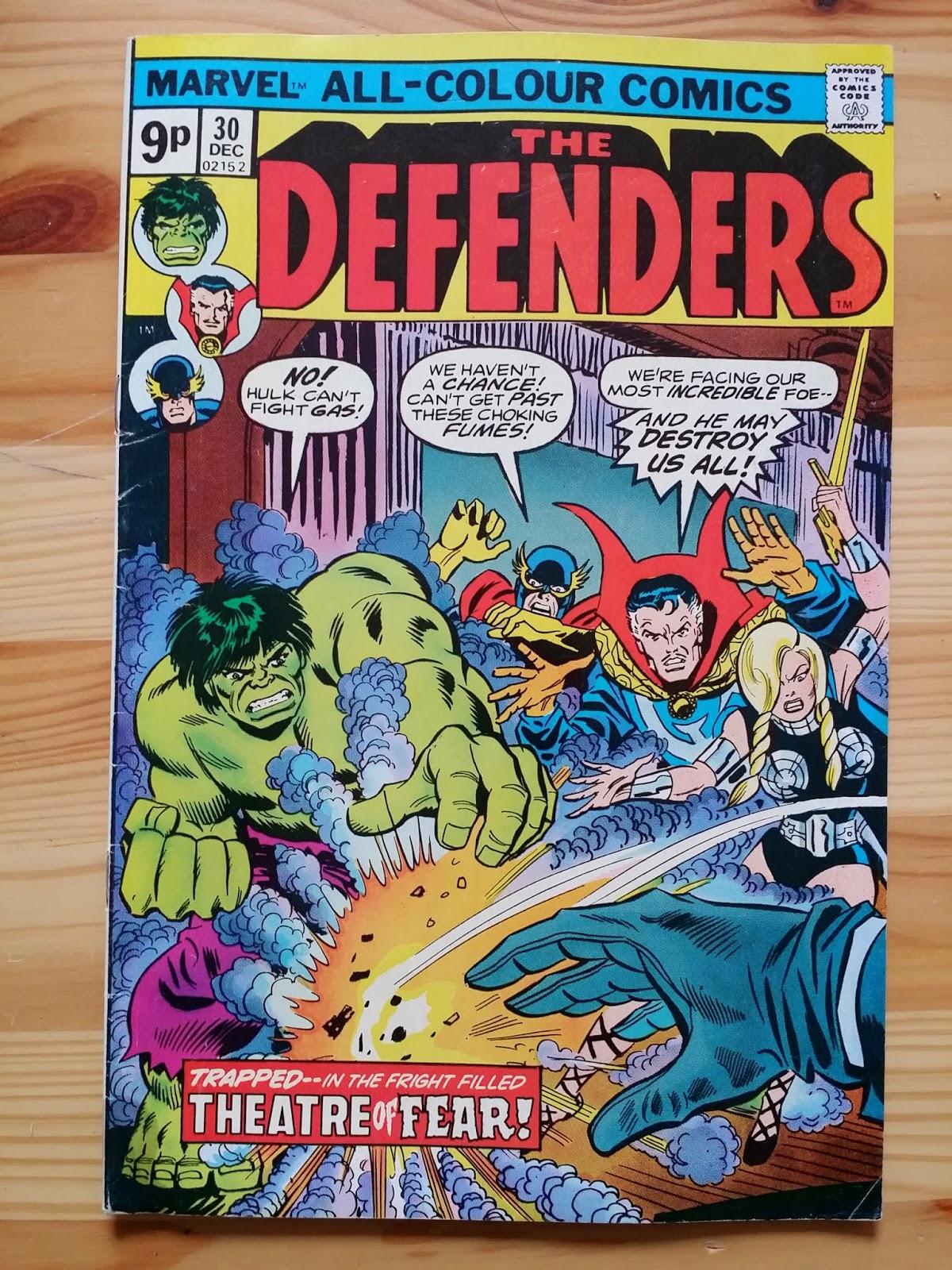 Marvel The Defenders