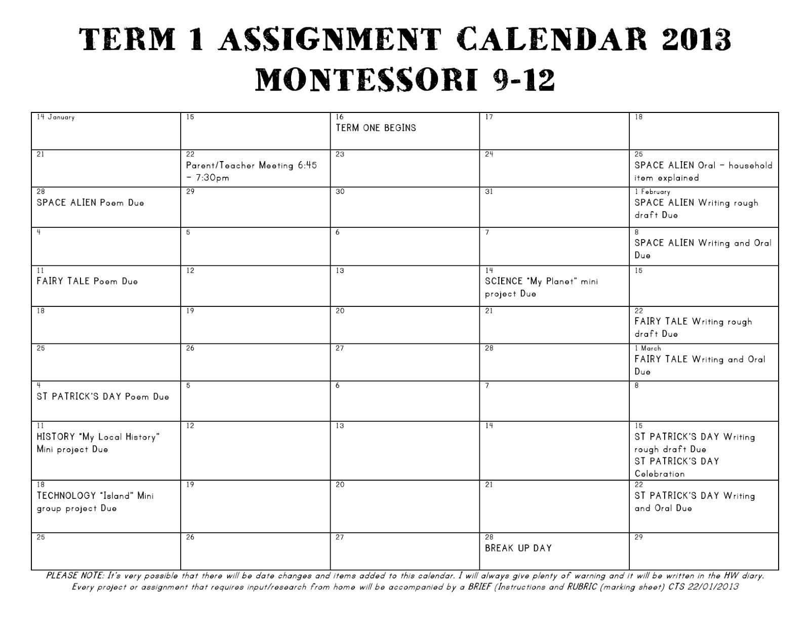 assignment calendar math monday 521 tuesday 522 wednesday 5