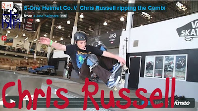 Chris Russell at the Combi
